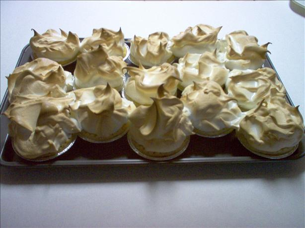 Meringue from Powdered Egg White. Photo by Irismay