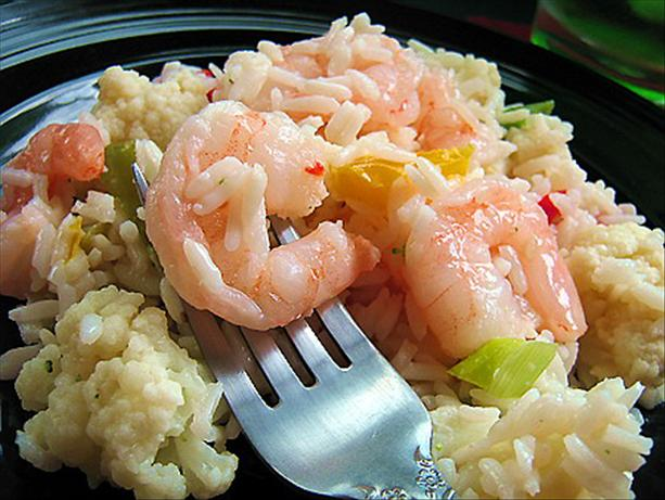 Shrimp and Rice Salad. Photo by Annacia