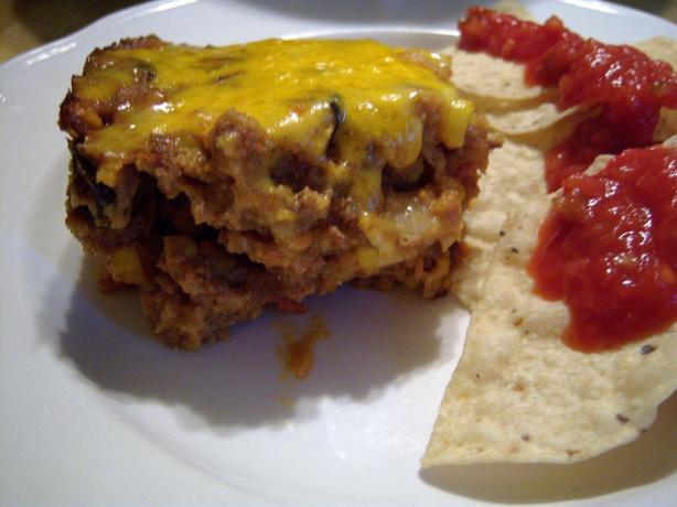 Crock Pot California Tamale Pie. Photo by NELady
