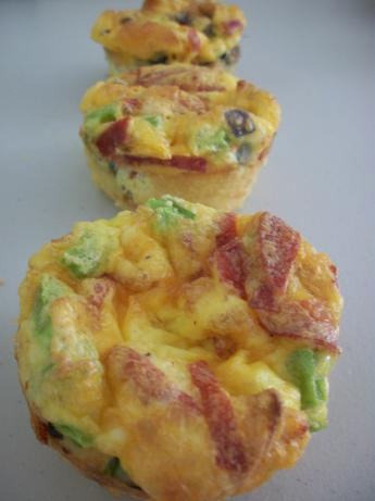 Scrambled Egg Muffins. Photo by imOatmeal