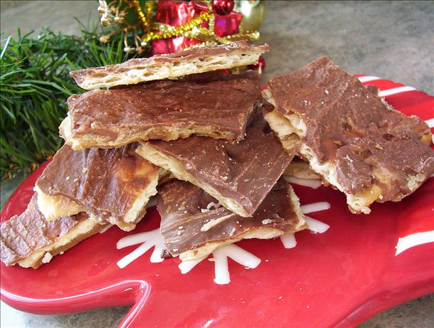 Mock Skor Bars. Photo by * Pamela *