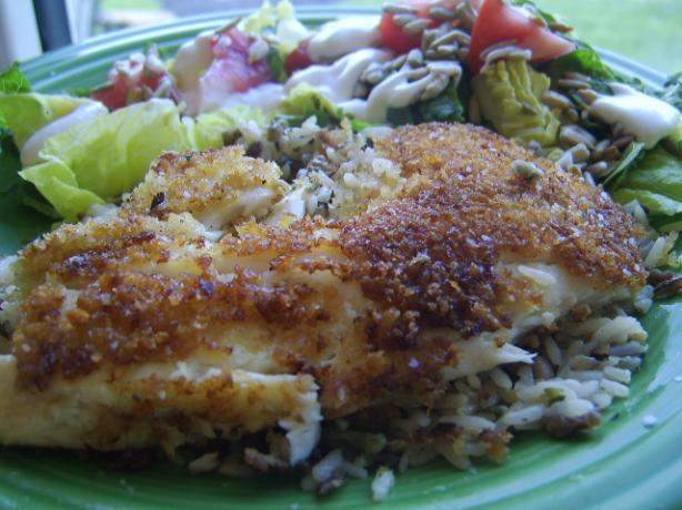 Tangy Pan Fried Tilapia. Photo by LifeIsGood