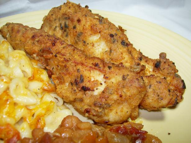 Grandma's Southern Fried Chicken. Photo by Chef shapeweaver ©