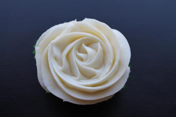 White Chocolate Buttercream Frosting. Photo by april.hinks
