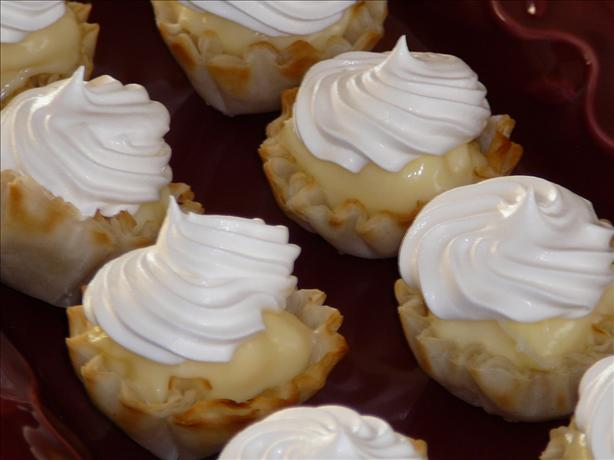 Creamy Lemon Tarts. Photo by ~Paula~