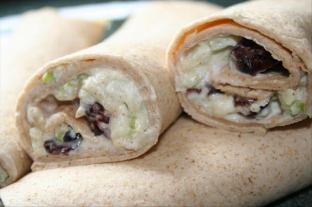 Raisin-Apple Tortilla Roll-Ups. Photo by ~Nimz~