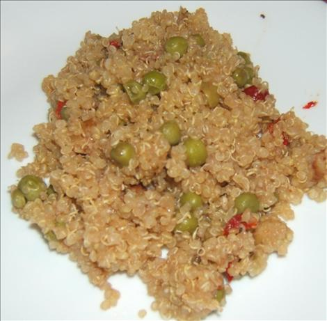 Walnut Rosemary Quinoa. Photo by Ms*Bindy