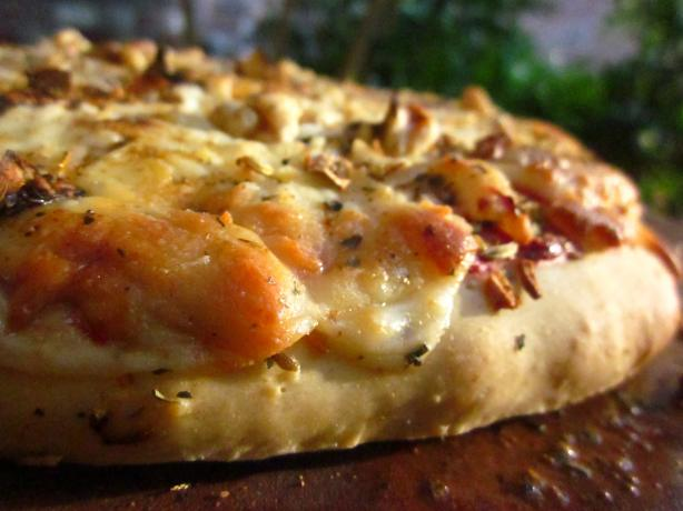 The World's Best Bread Machine Pizza Dough Recipe. Photo by gailanng