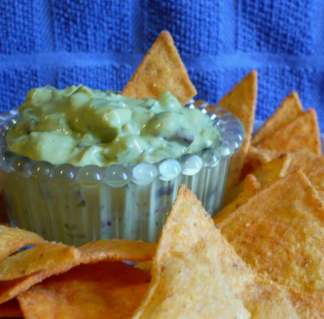 Guacamole. Avocado Cucumber Dip!. Photo by twissis