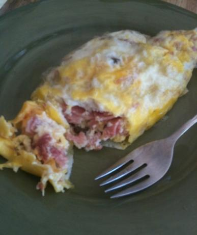 Old Widow Walker's Ziploc Omelettes. Photo by Greeny4444