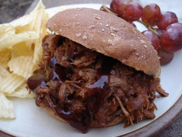 Barbecued Pulled Pork. Photo by Pam-I-Am