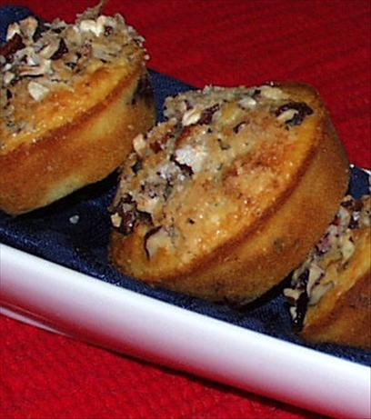 Blueberry and Pecan Muffins (Delia Smith). Photo by twissis