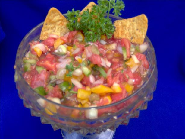 Summer Fresh Salsa. Photo by Sharon123
