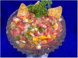 Summer Fresh Salsa