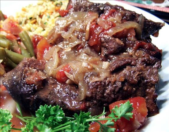 Chinese Five Spice Short Ribs - Crock Pot. Photo by PaulaG