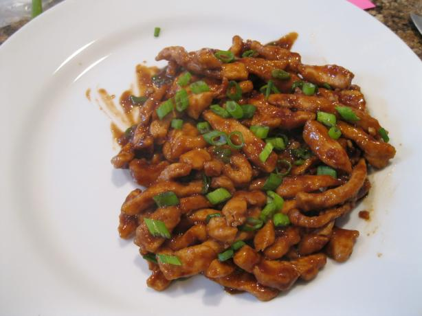 10 Minute Szechuan Chicken. Photo by Chef #1425009
