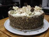 Hungarian Walnut Torte