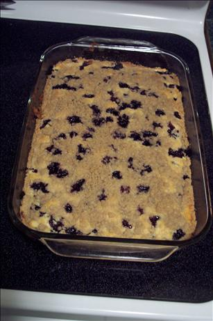 Blueberry Buckle. Photo by Dicewoman