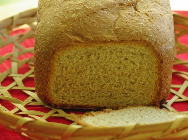 Good 100% Whole Wheat Bread. Photo by Redsie
