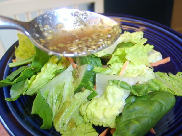 Oil Free Salad Dressing. Photo by LifeIsGood