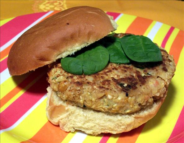 Vegetable Burgers. Photo by Kree