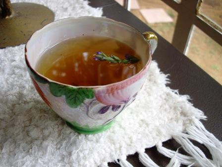 Quiet Spirit Tea Blend. Photo by Karen Elizabeth