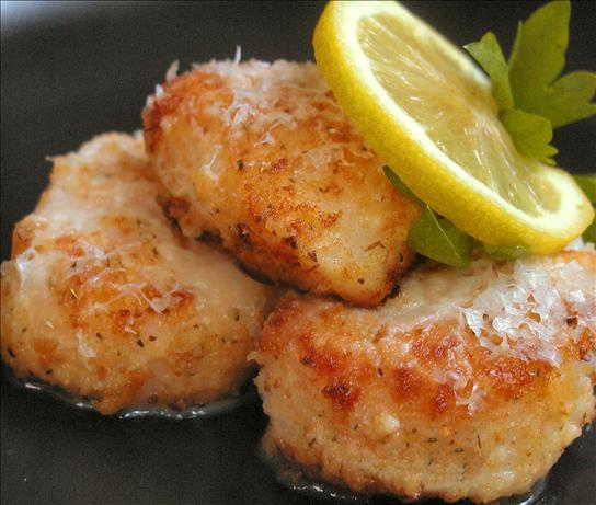 Pan Seared Scallops. Photo by GaylaJ