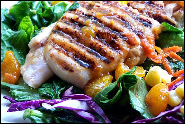 Tgi Friday&#39;s Mandarin Orange Sesame Dressing(Copycat). Photo by NcMysteryShopper