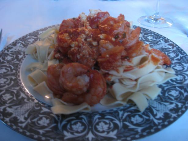 Garides (Shrimp) a La Turkolimano. Photo by Scarlett516