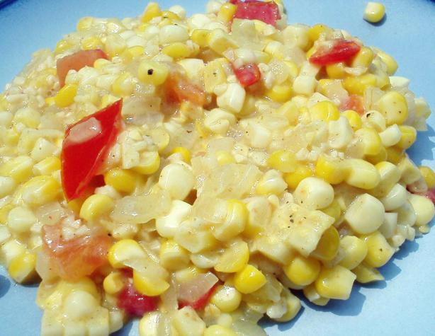 Curried Corn. Photo by Kim127
