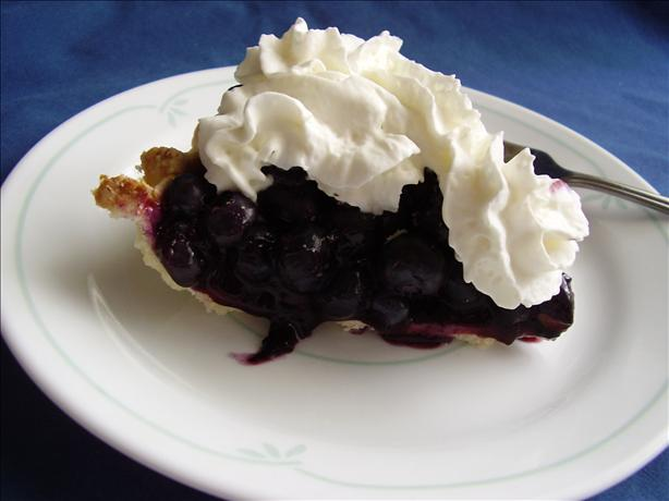 Summer Blueberry Tart. Photo by NoraMarie