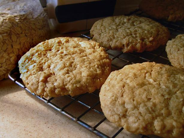 Libbie's Oatmeal Coconut Cookies. Photo by justcallmetoni