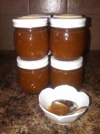 Spiced Peach Jam. Photo by kellys05gt
