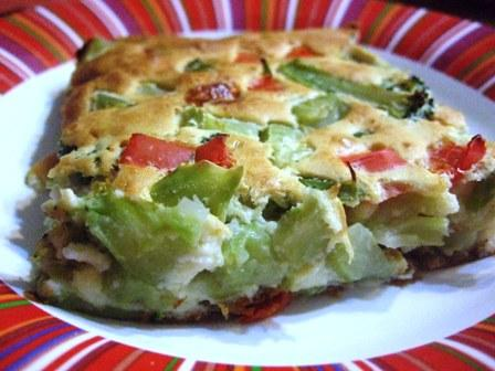 Ww 3 Pt. (Weight Watchers) Broccoli Quiche. Photo by HokiesMom