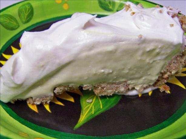 Margarita Pie With a Pretzel Crust!. Photo by Rita~