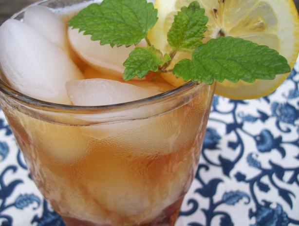 Sweet Iced Tea. Photo by Crafty Lady 13