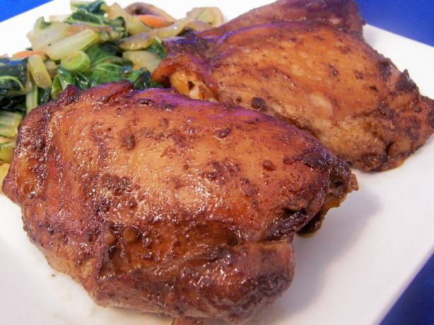 Chinese Roasted Chicken. Photo by *Parsley*