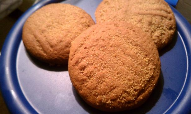 Brown Sugar Cookies. Photo by kendablaze