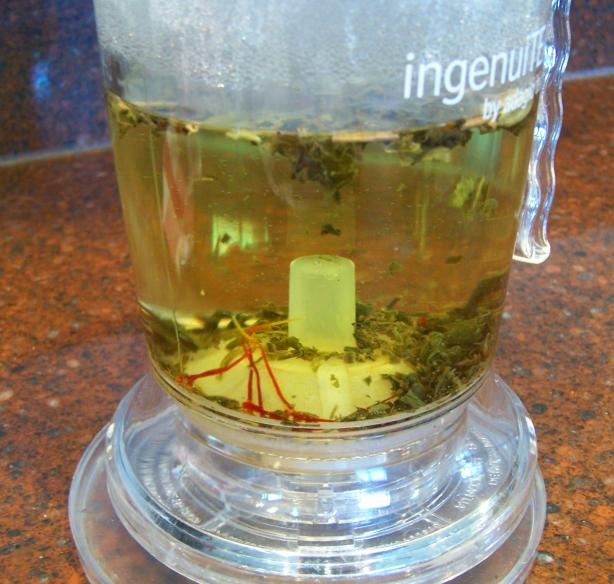 Kahwah - Indian Green Tea. Photo by Rita~