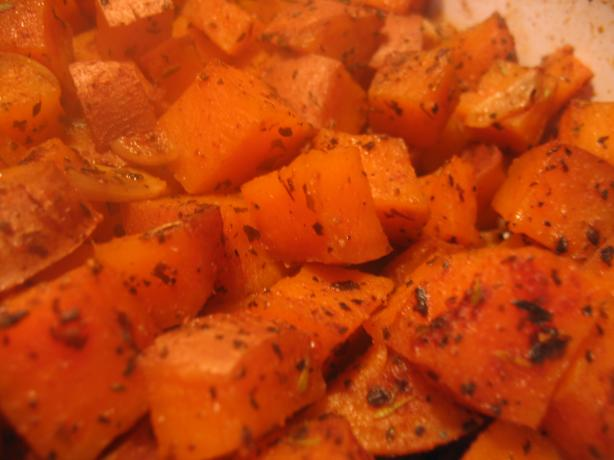 Cajun Sweet Potatoes. Photo by White Rose Child