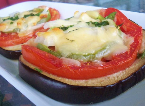 Eggplant (Aubergine) Tomato Deluxe. Photo by *Parsley*