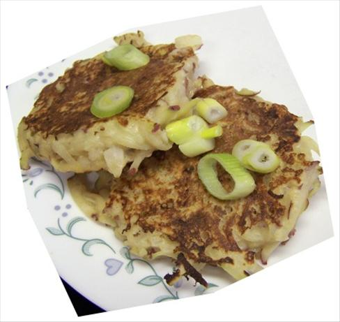 Potato Pancakes. Photo by PaulaG
