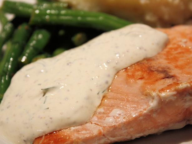 Creamy Dill Sauce. Photo by **Jubes**