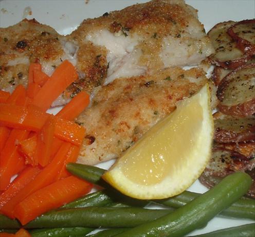simple baked fish recipe foodcom 136746 baked fish 496x461