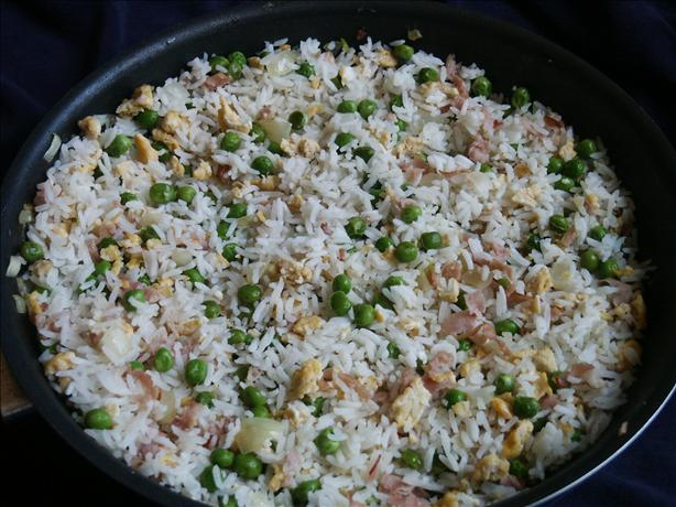 Authentic Chinese Fried Rice. Photo by kiwidutch