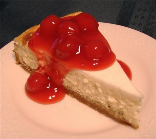 Baked Cheesecake. Photo by Deb's Recipes
