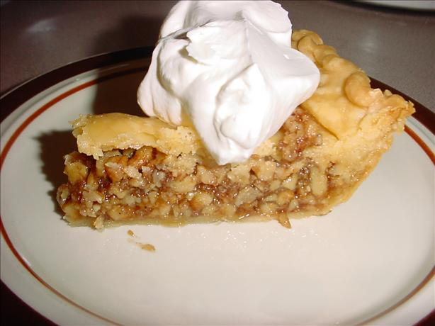 Greek Walnut Pie. Photo by Tornado Ali