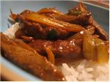 Stir-Fried Beef Curry