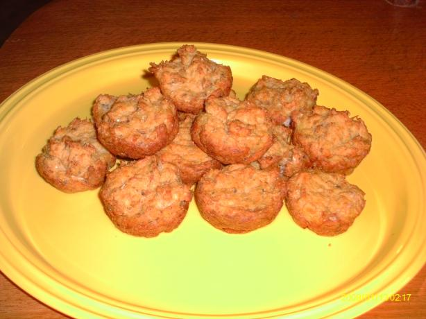 Southern Fried Salmon Patties. Photo by Chef #578328