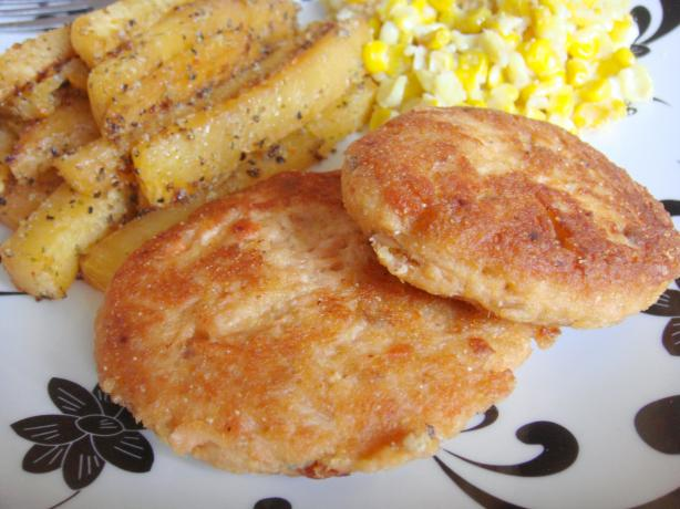 Southern Fried Salmon Patties. Photo by Lori Mama